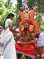 Theyyam at nhandadi, Peravoor, Kannur, Kerala13.jpg
