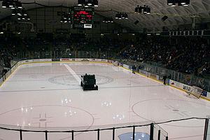 Thompson Arena - Thompson Arena