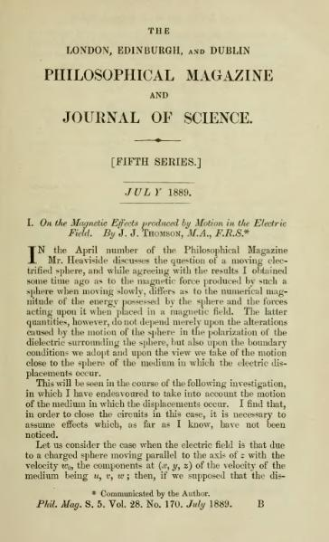 File:ThomsonMagnetic1889.djvu