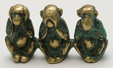 Three wise monkeys figure.JPG