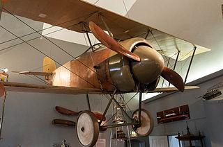 Thulin NA 1910s Swedish aircraft
