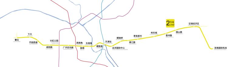Tianjin Subway Map.Line 2 Tianjin Metro Wikipedia