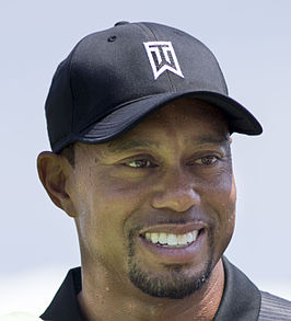 Tiger Woods in 2014