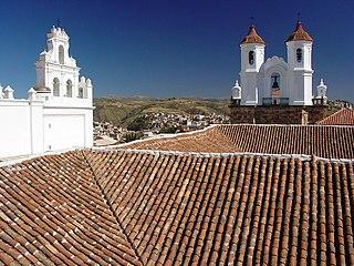 Sucre Legal capital of Bolivia