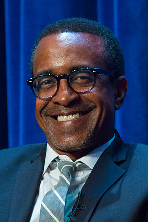 Tim Meadows - Meadows at the PaleyFest Fall TV Previews 2014 for Marry Me.