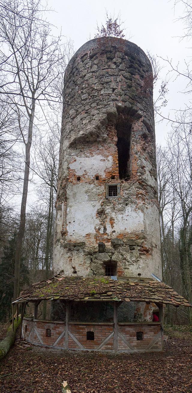 Burgrunie Altwartenburg