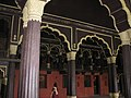 Tipu Sultans summer palace bangalore inside1.jpg