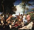 Titian Bacchanal 1523 1524.jpg
