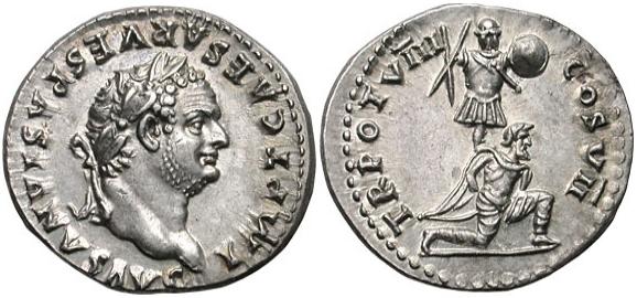 Titus Augustus Denarius