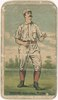 Tom Brown, Pittsburgh Alleghenys, baseball card portrait LCCN2007680780.tif