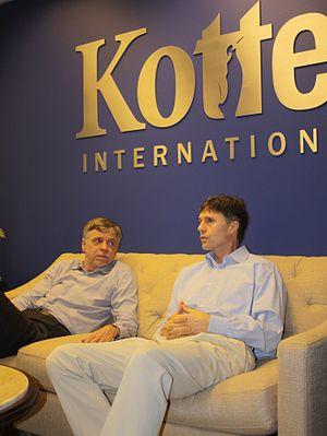 Tom Flick - Tom Flick speaks with John Kotter