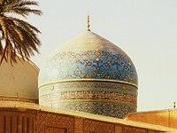 Tumba de Abdul Qadir Jilani, Bagdad.jpg