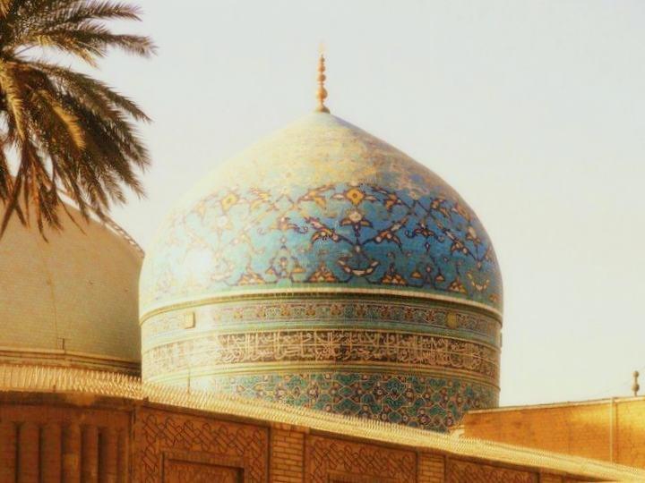 Tomb of Abdul Qadir Jilani, Baghdad
