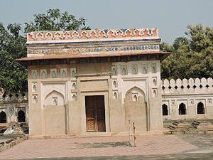 Jamali Kamboh - Image: Tomb of Jamali Kamboh,Mehrauli ,Archeological Park, Delhi
