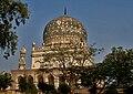 Tomb of Muhammad Qutb Shah in Hyderabad W IMG 4634.jpg