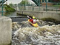Top wave, Tees Whitewater Course - geograph.org.uk - 1237459.jpg