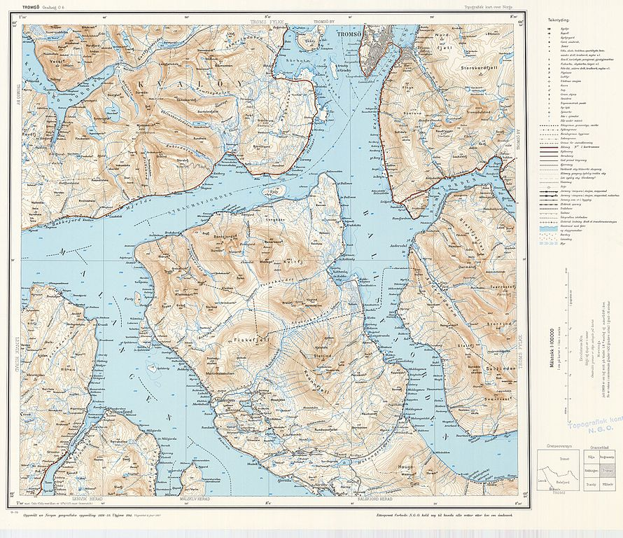 FileTopographic Map Of Norway O Tromsø Jpg Wikimedia - Norway topographic map