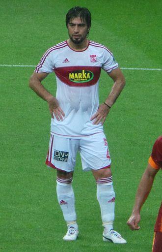 İbrahim Toraman - Image: Toraman Sivasspor