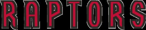 Toronto raptors-wordmark