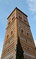 Torre de l'església de sant Martí, Terol.JPG