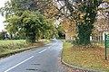 Towards Finstock on the B4022 - geograph.org.uk - 1578773.jpg