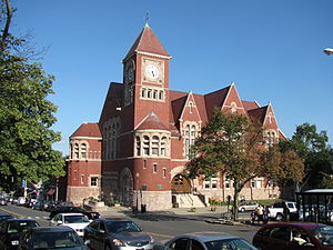 Amherst, Massachusetts - Town Hall