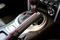 Toyota 86 GT - Hand break lever.jpg