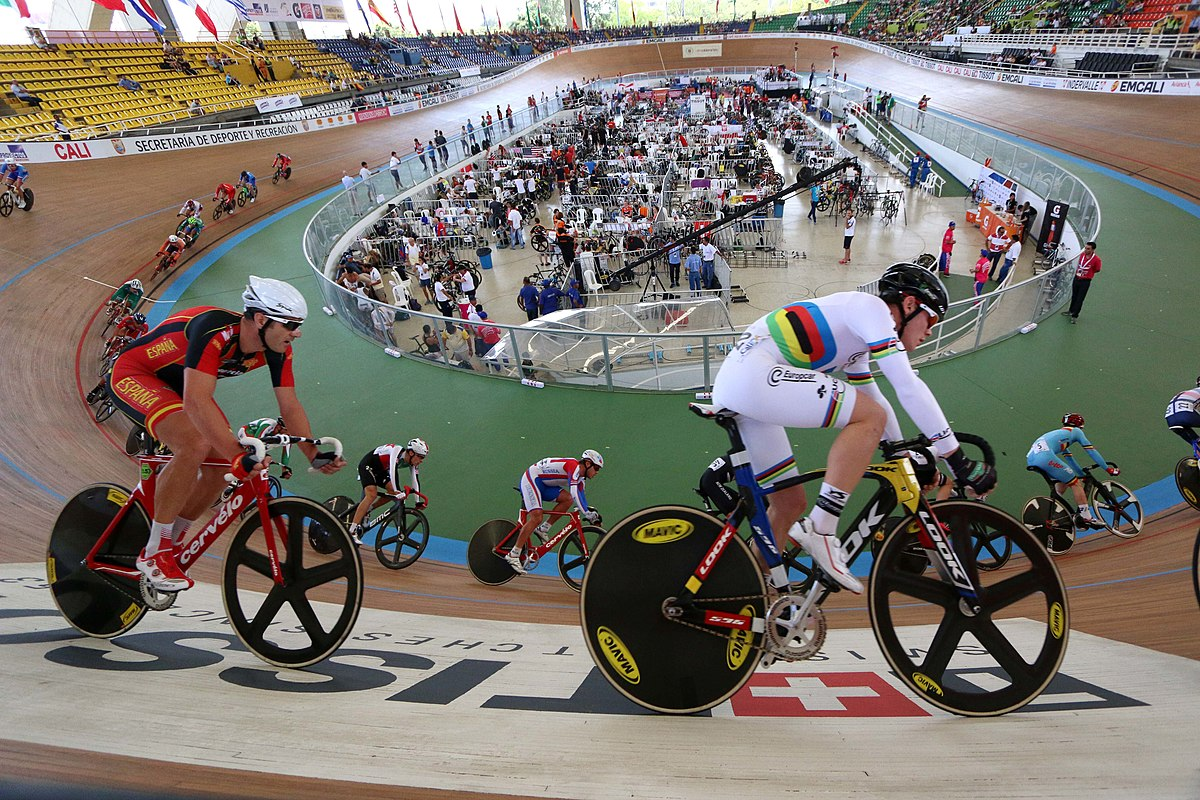 Track cycling - Wikipedia