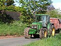 Tractor at Red Cross - geograph.org.uk - 1276949.jpg