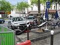 Transport accident, Rue des Roses, Paris, France.jpg