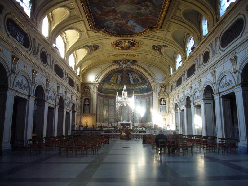 File:Trastevere - s Cecilia - interno 000565.JPG