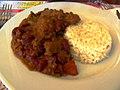 Travaillan Chez Gégène Chili con carne.JPG