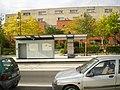 Travaux T1 Ouest - Station Thimbaud - Quai Asnieres - Juillet 2012.jpg