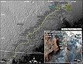 TraverseMap-MarsCuriosityRover-Sol-0926-20150316.jpg
