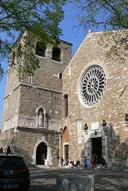 Le Campane Di San Giusto.Viaggio In Friuli Venezia Giulia Trieste Cattedrale Di
