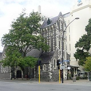 The Octagon, Christchurch