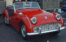 Triumph Tr3 Wikipedia