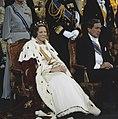 Troonswisseling 30 april inhuldiging in Nieuwe Kerk Prinses Beatrix en Prins, Bestanddeelnr 253-8323.jpg