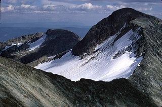 Trophy Mountain mountain in Canada
