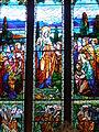 Tu fewn i Eglwys San Silyn Wrecsam St Giles Church Wrexham 12.JPG