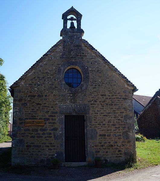 Turcey – Chapelle Saint-Hubert-de-la Rochotte.   Côte-d'Or Bourgogne-Franche-Comté.-  Côte-d'Or Bourgogne-Franche-Comté.- France
