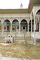 Turkey-03472 - Courtyard Fountain (11314468303).jpg