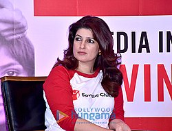 Twinkle Khanna attends the Save The Children event as the artist ambassador.jpg