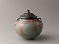 Two-eared jar, Jun ware MET 1665-3.jpg