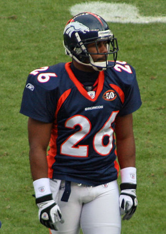 Ty Law - Law with the Broncos in 2009
