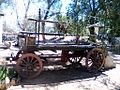 Typical Cape ox wagon, Kleinplasie Open Air Agricultural Museum and Showgrounds, Worcester, South Africa 05.jpg