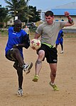 U.S., Senegalese service members build partnership through soccer 141125-A-GT123-002.jpg