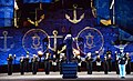 U.S. Naval Forces Europe Band musicians play during the second official show night of the Royal Edinburgh Military Tattoo 120804-N-VT117-229.jpg