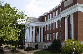 University of Maryland Libraries - McKeldin Library.