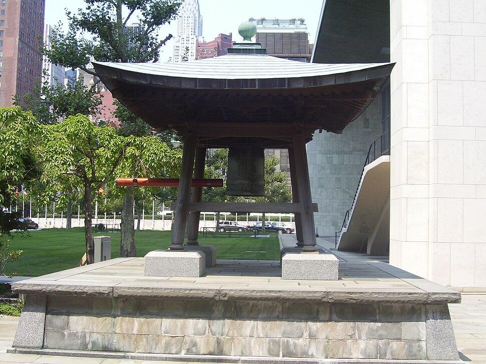 UN Japanese Peace Bell 2